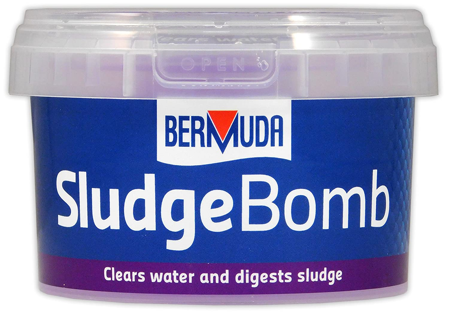 Bermuda Sludge Bomb - for ponds up to 20,000 litres