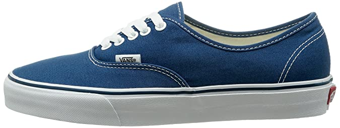 Blu Authentic Adulto Unisex Vans BlueMarshmallo Dark Sneaker gZq1xWSI