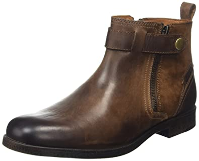 Clarks Men's Brocton Mid  Biker Boots UK Size 9 G