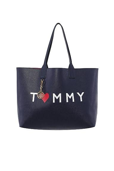 12c368ef6d448 Günstig Kaufen Websites Rabatt Fälschung Tommy Hilfiger Reversible WOMEN S  Anchor Nautical BAG Perfekt Frei Versandkosten Shop