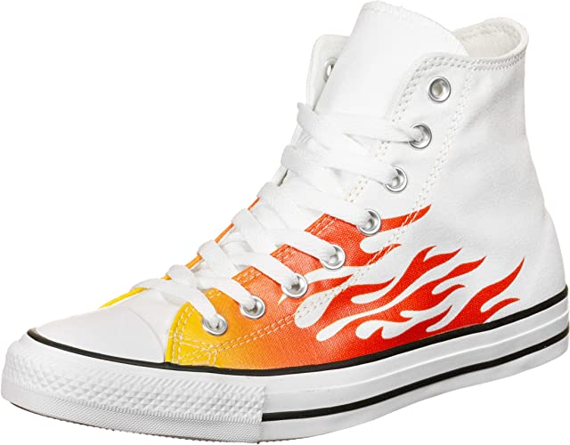 all star converse jaune