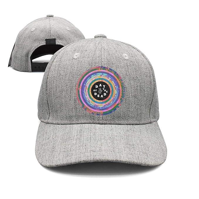 Man American-Rock-Band-The-Grateful-Dead- Baseball Caps Snapback ... ff4a2bf9bc6f
