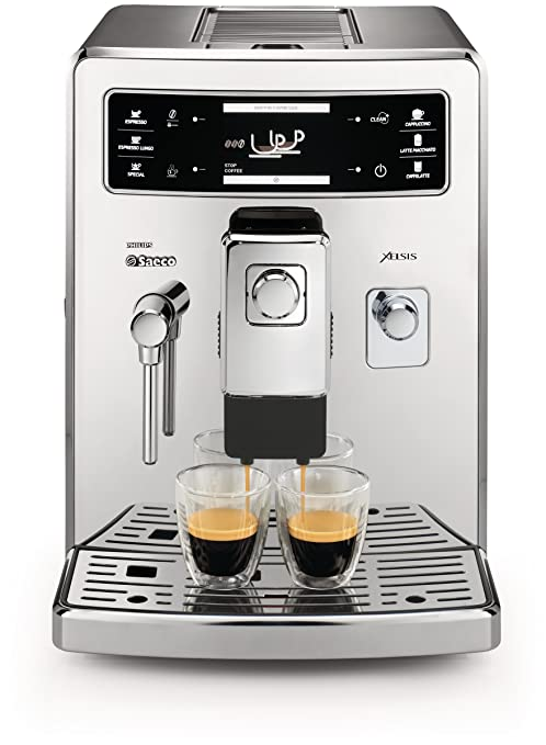 Amazon.com: Saeco HD8946/47 Xelsis espresso Machine ...