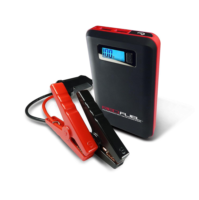amazon com schumacher sl65 8 000mah lithium power jump starter and