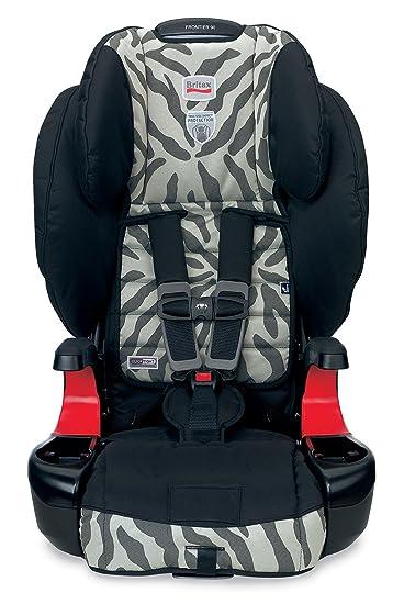Britax Frontier 90 Booster Car Seat Zebra Older Version