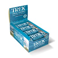 Trek Cocoa Coconut Protein Flapjack Bar 50g  (Pack of 16 )