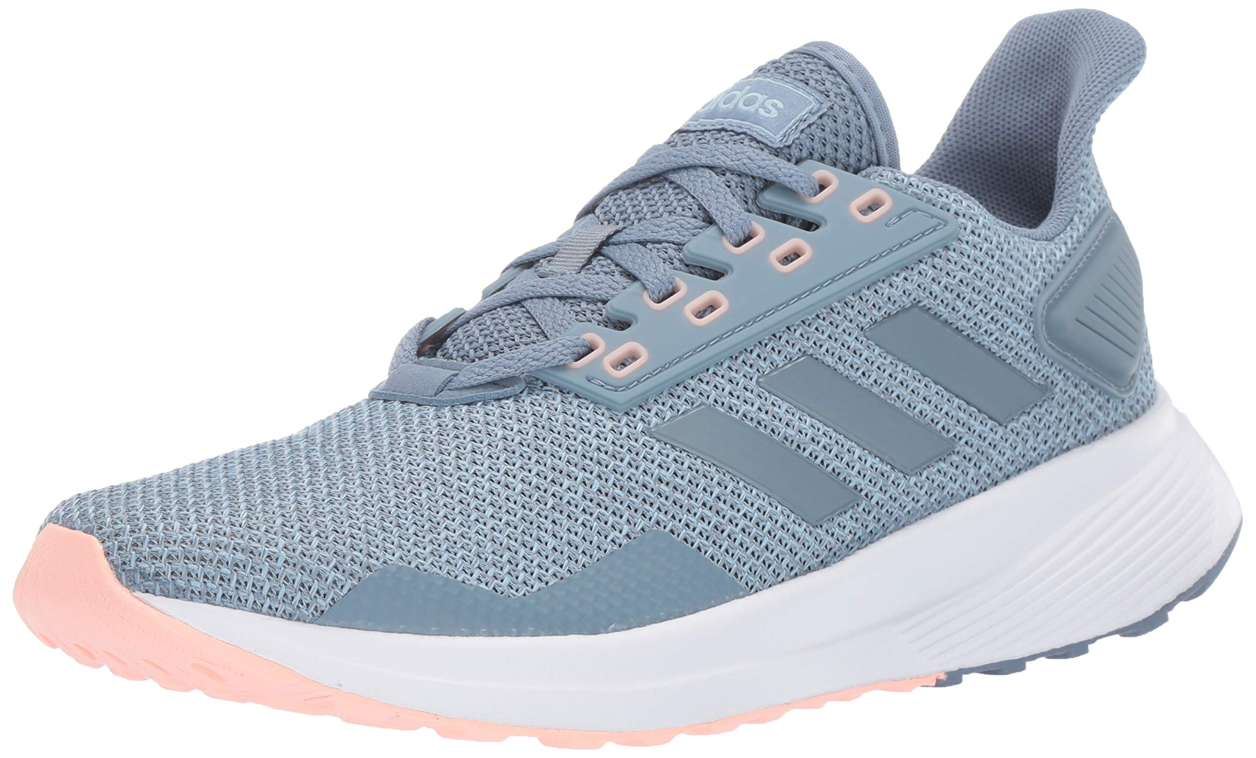 adidas Women's Duramo 9 Running Shoe, raw ash Grey, 7 M US by adidas