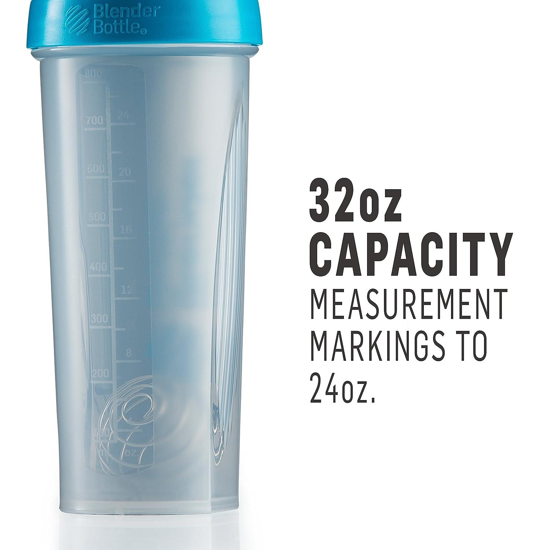 Amazon.com: BlenderBottle Classic Loop Top Shaker Bottle, 32-Ounce ...