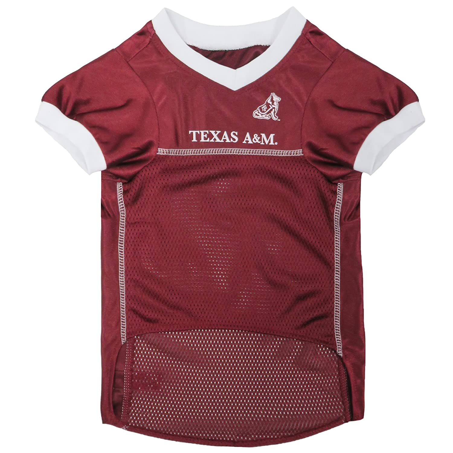 Basketball Jerseys Football Jerseys for Dogs /& Cats Available in 50 Collegiate Teams /& 7 Sizes Pets First NCAA PET Apparels