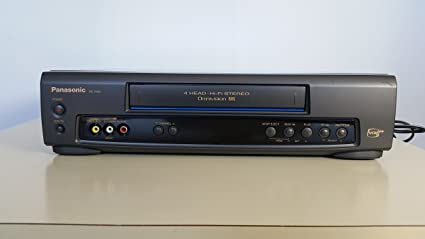 Panasonic PV-7451 Video Cassette Recorder Player VCR 4 Head Hi Fi Stereo