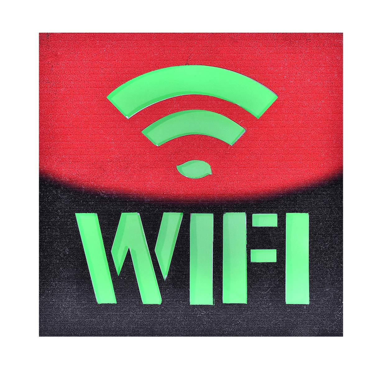 MICKYU Wi-Fi LED Neon Light Sign, 9.4