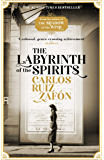 The Labyrinth of the Spirits: From the bestselling author of The Shadow of the Wind (English Edition)