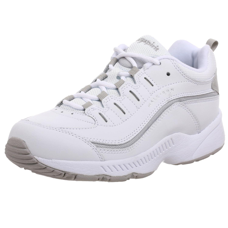 Easy Spirit Womens Romy Fashion Sneaker B002WN4OV4 7.5 2A(N) US|ホワイト/グレー ホワイト/グレー 7.5 2A(N) US