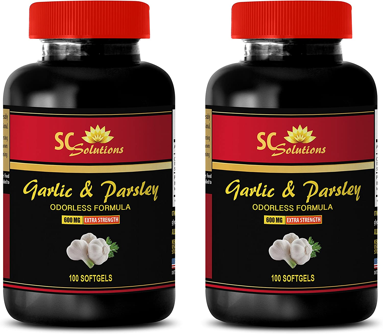 parsley pills diet before and after