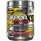 MuscleTech Vapor X5 Next Gen Pre Workout Powder & Weight Loss Supplement, Explosive Energy & Advanced Weight Loss…