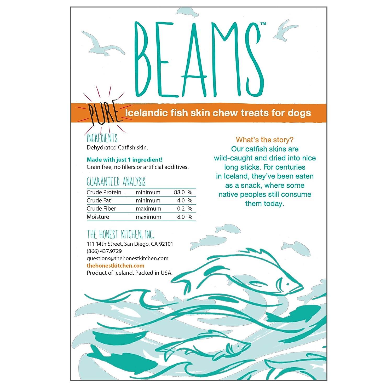 Honest Kitchen The Beams Grain Free Dog Chew Treats - Natural Human ...