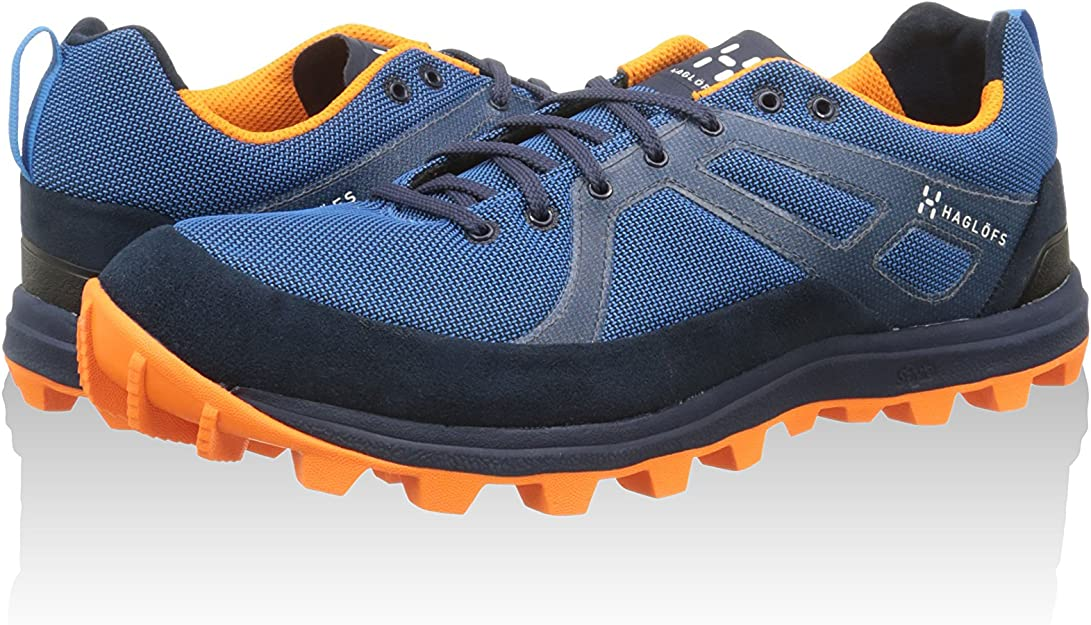 Haglöfs Gram Pulse - Zapatillas trail running Hombre - azul 2016: Amazon.es: Zapatos y complementos