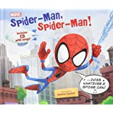 Spider-Man, Spider-Man!: Includes CD with Song!