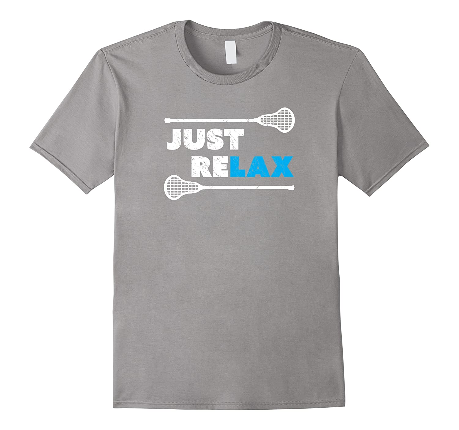 Just ReLAX Lacrosse T-Shirt-RT
