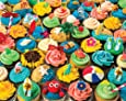 Vermont Christmas Company Summer Cupcakes Jigsaw Puzzle 1000 Piece