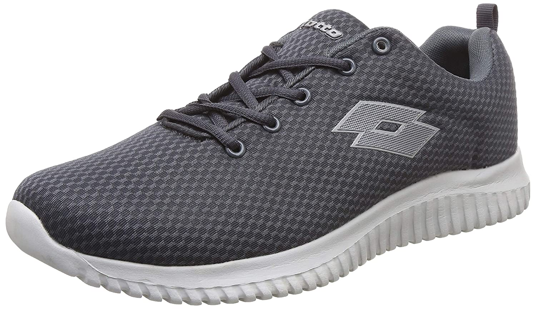 Buy Lotto Grey Vertigo 3.0 Running Shoe