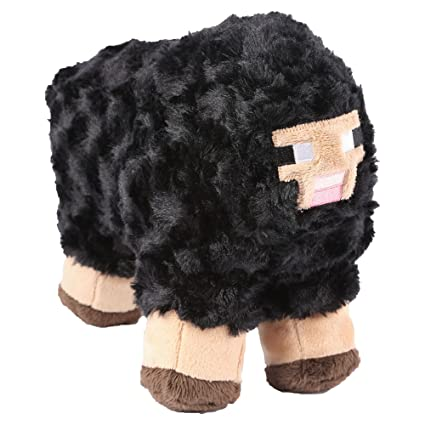 Amazon Com Jinx Minecraft 10 Sheep Plush Stuffed Toy Unboxed With