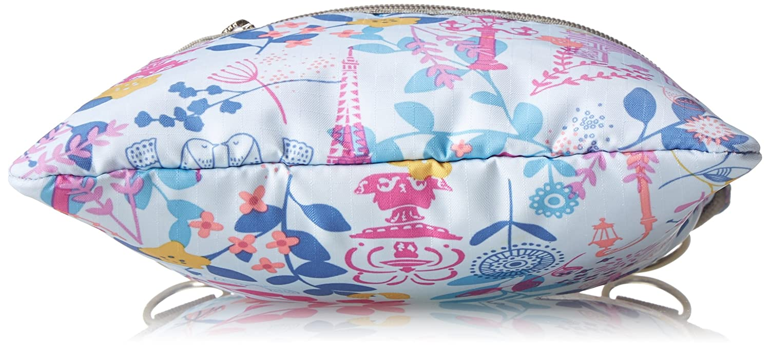 Amazon.com: LeSportsac Kasey Cross-body Bolso, Paris in ...