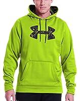 Under Armour Fleece Storm Logo Long Sleeve Hooded Top