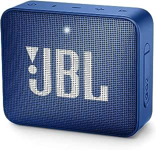 JBL 6925281931840 Go 2 Wireless Portable Bluetooth Speaker, Blue