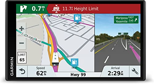 Garmin RV 770 NA LMT-S, Advanced Navigation for RVs and Towable Trailers