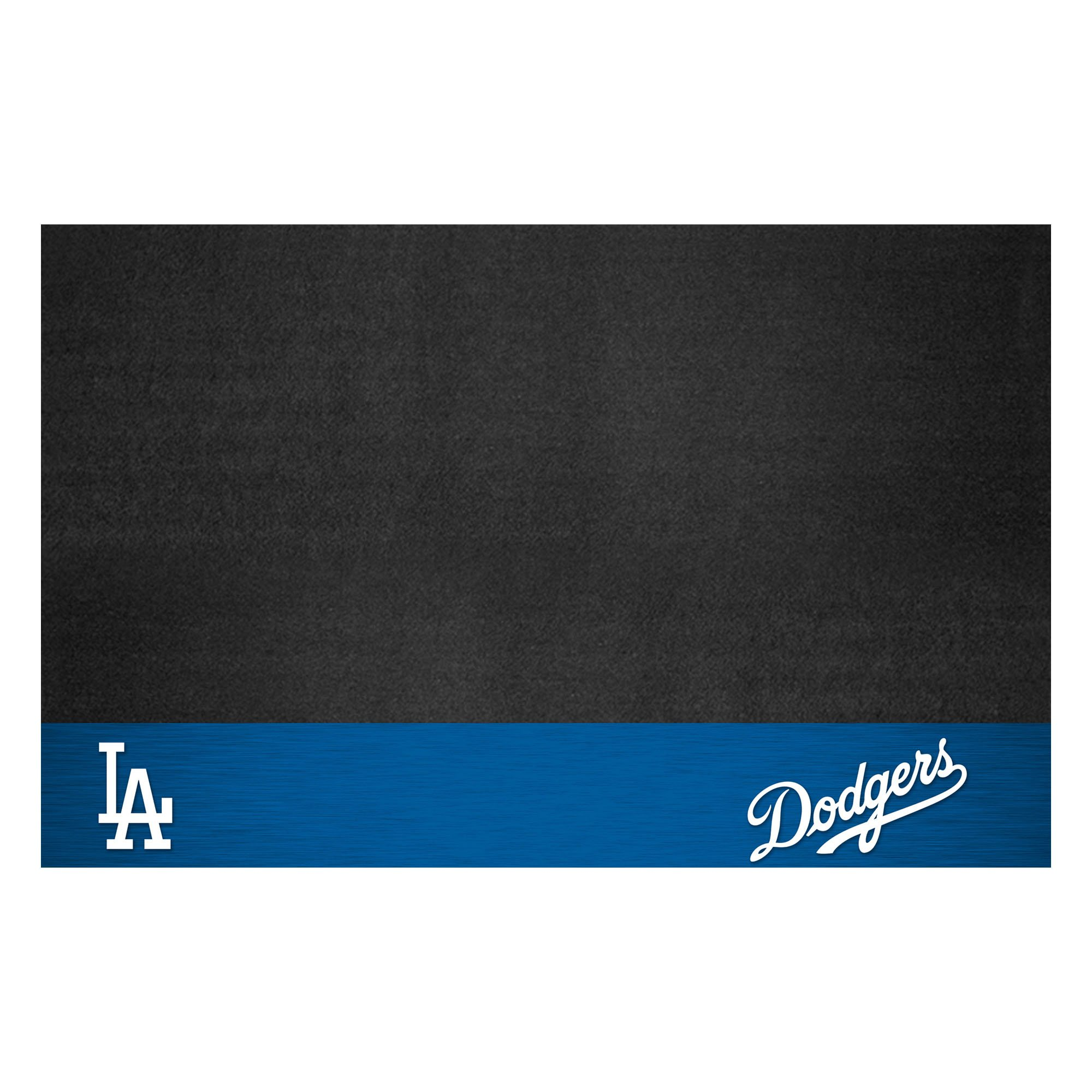 FANMATS MLB Los Angeles Dodgers Vinyl Grill Mat by FANMATS