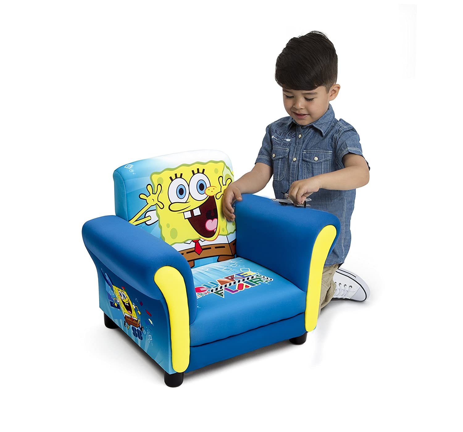 Amazon Delta Children Upholstered Chair Nickelodeon