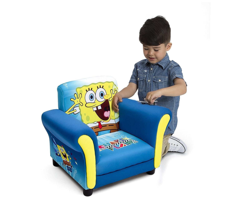 Amazon Delta Children Upholstered Chair Nickelodeon