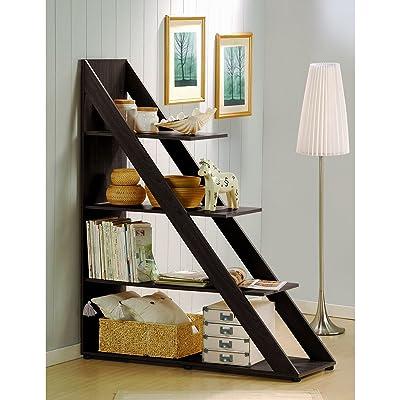 Modern Bookcase Room Divider