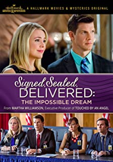 Book Cover: Signed, Sealed, Delivered: The Impossible Dream