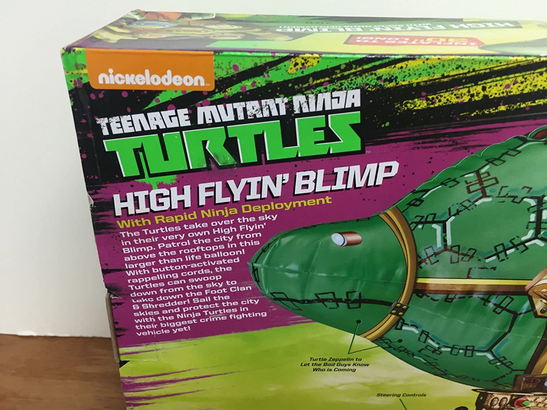 Amazon.com: Teenage Mutant Ninja Turtles High Flyin ...