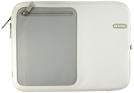 a2149e164b8a Incase CL57486 Protective Sleeve Deluxe for 13-Inch Apple MacBook Pro -  White
