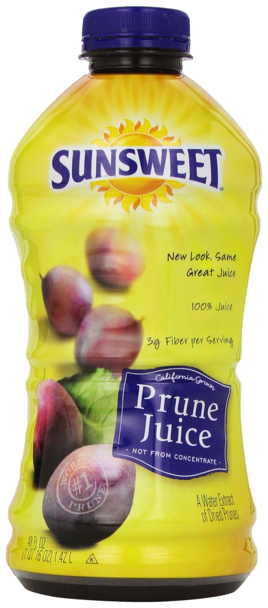Sunsweet Prune Juice, 48 oz
