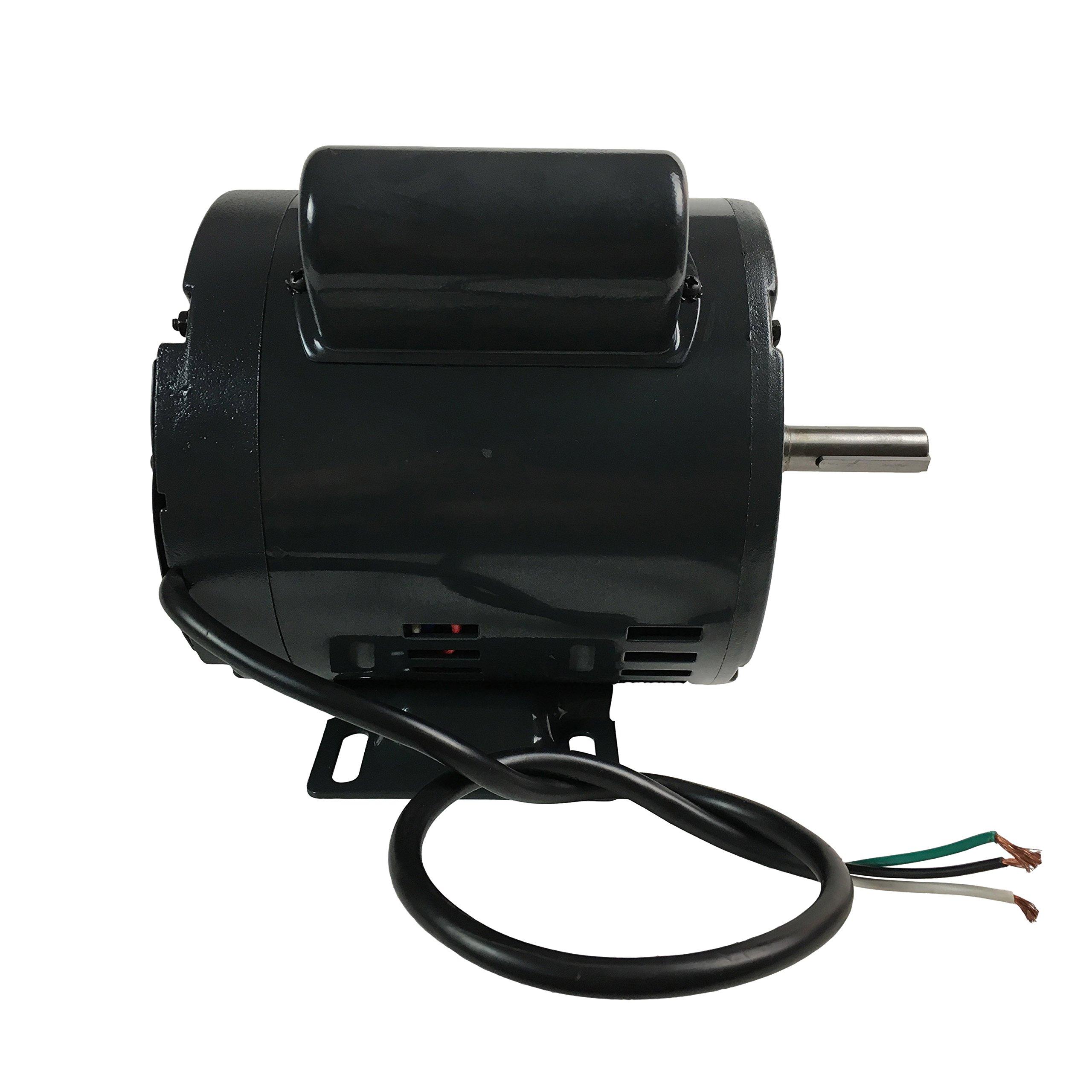 1/2 HP General Purpose Electric A/C Motor 3450 RPM