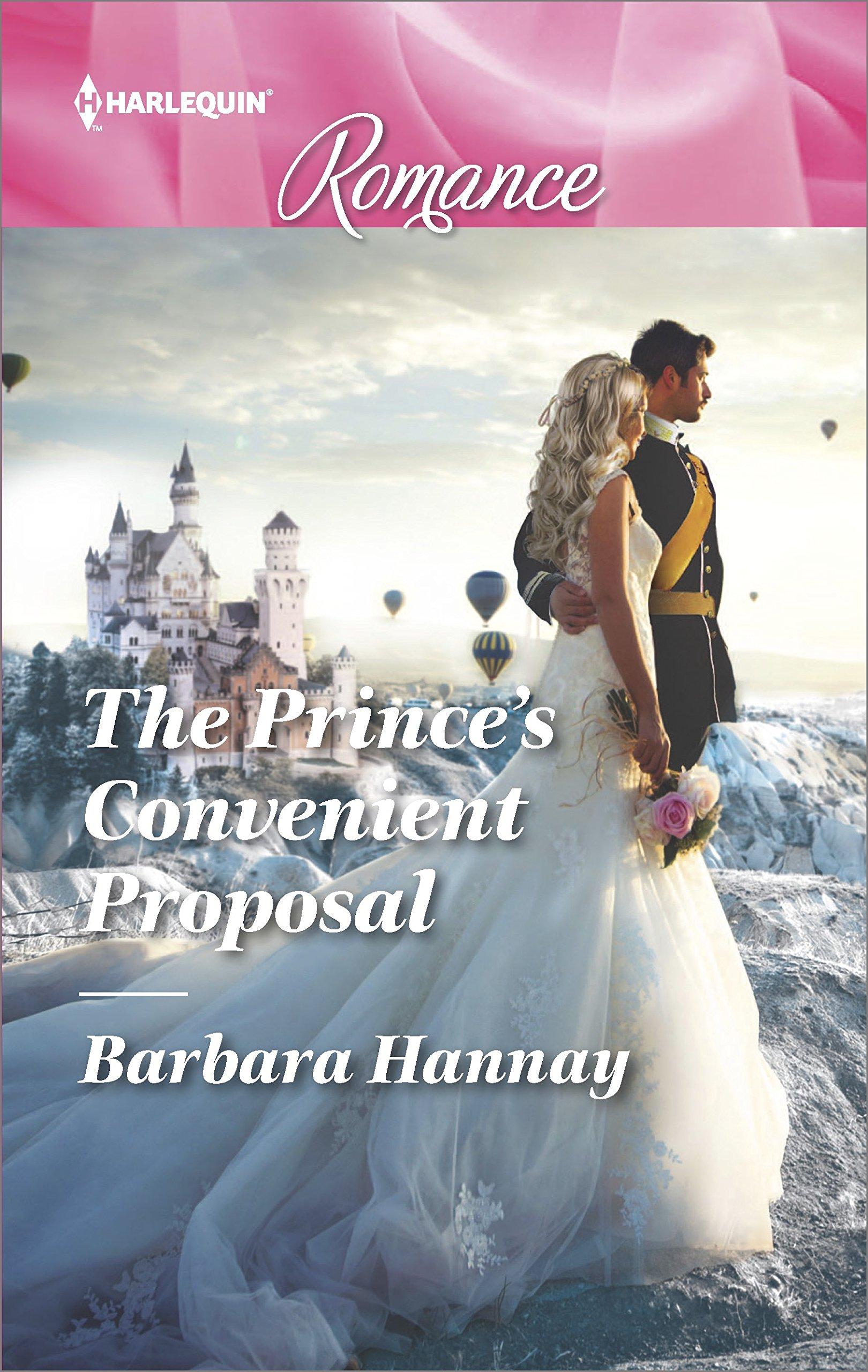 Princes Convenient Proposal Harlequin Romance product image