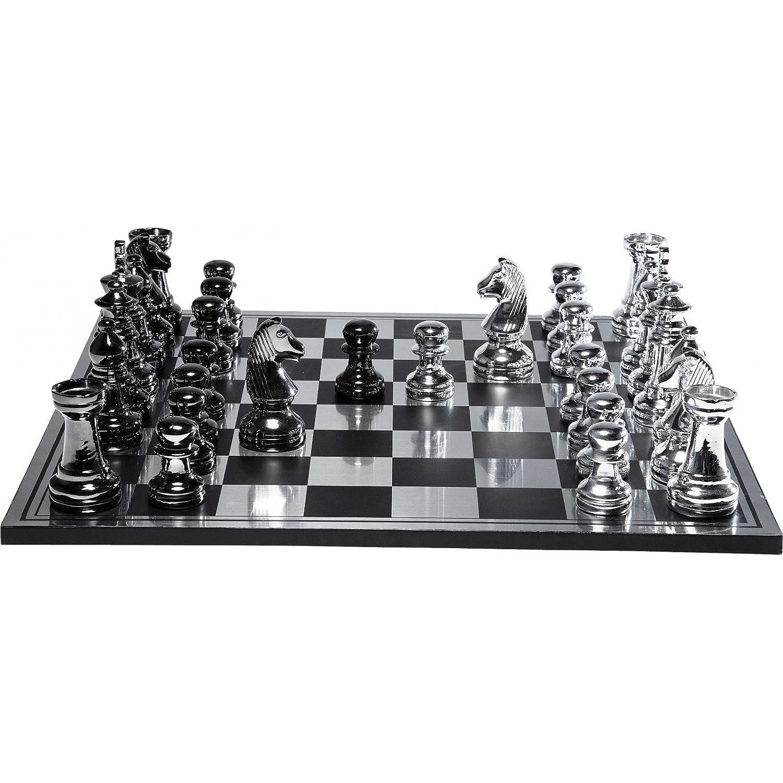 kare design big chess game set gold amazon co uk kitchen u0026 home