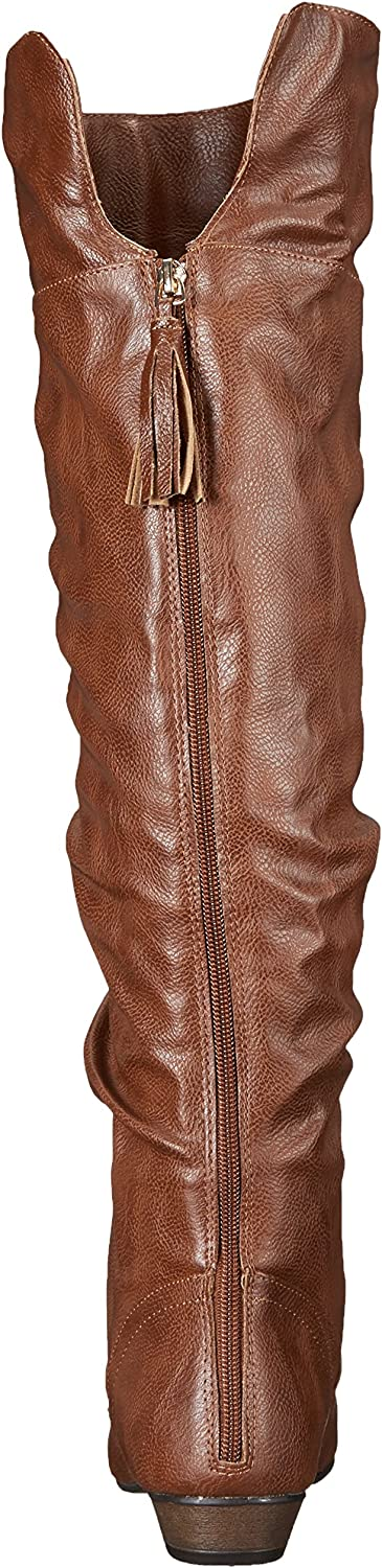 Fergalicious Womens Rookie Slouch Boot