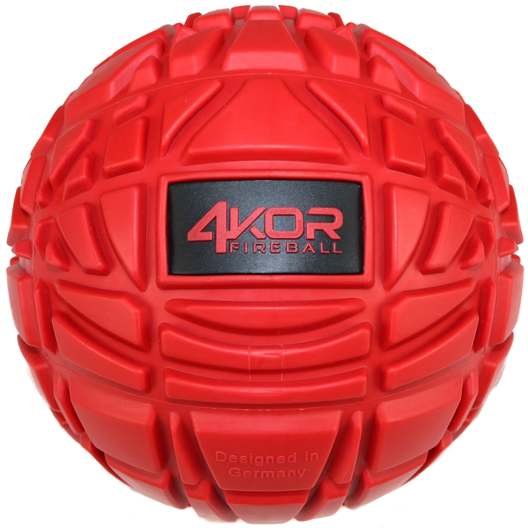 4.75'' 4KOR Fireball Deep Tissue Recovery Ball by 4KOR Fitness