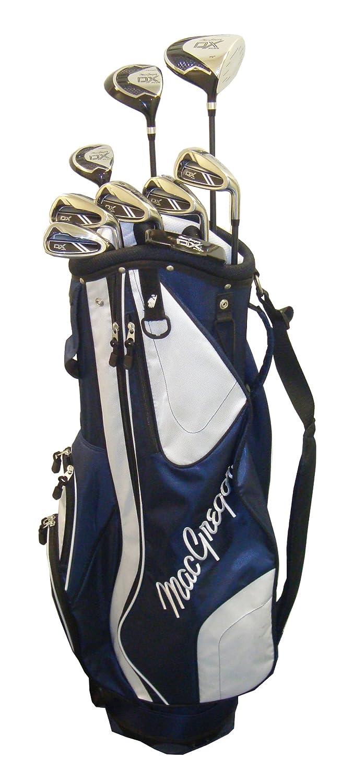 MacGregor DX Plus - Juego completo de palos de golf para ...