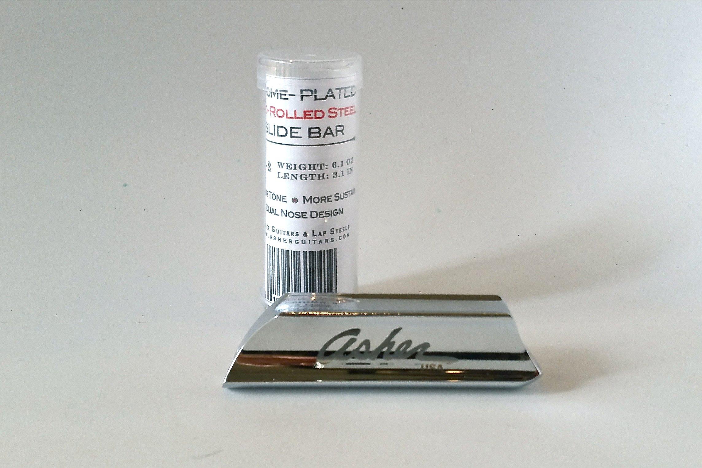 Chrome Plated Steel Slide Bar