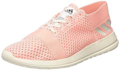 half off e2a97 3eb40 adidas Element Refine 3 W Damen Laufschuhe, Pink (cornebblatizblatiz)