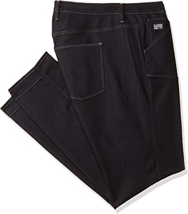 TALLA 23W / 30L. G-STAR RAW 5620 Elwood Mid Waist Skinny Jeans para Mujer