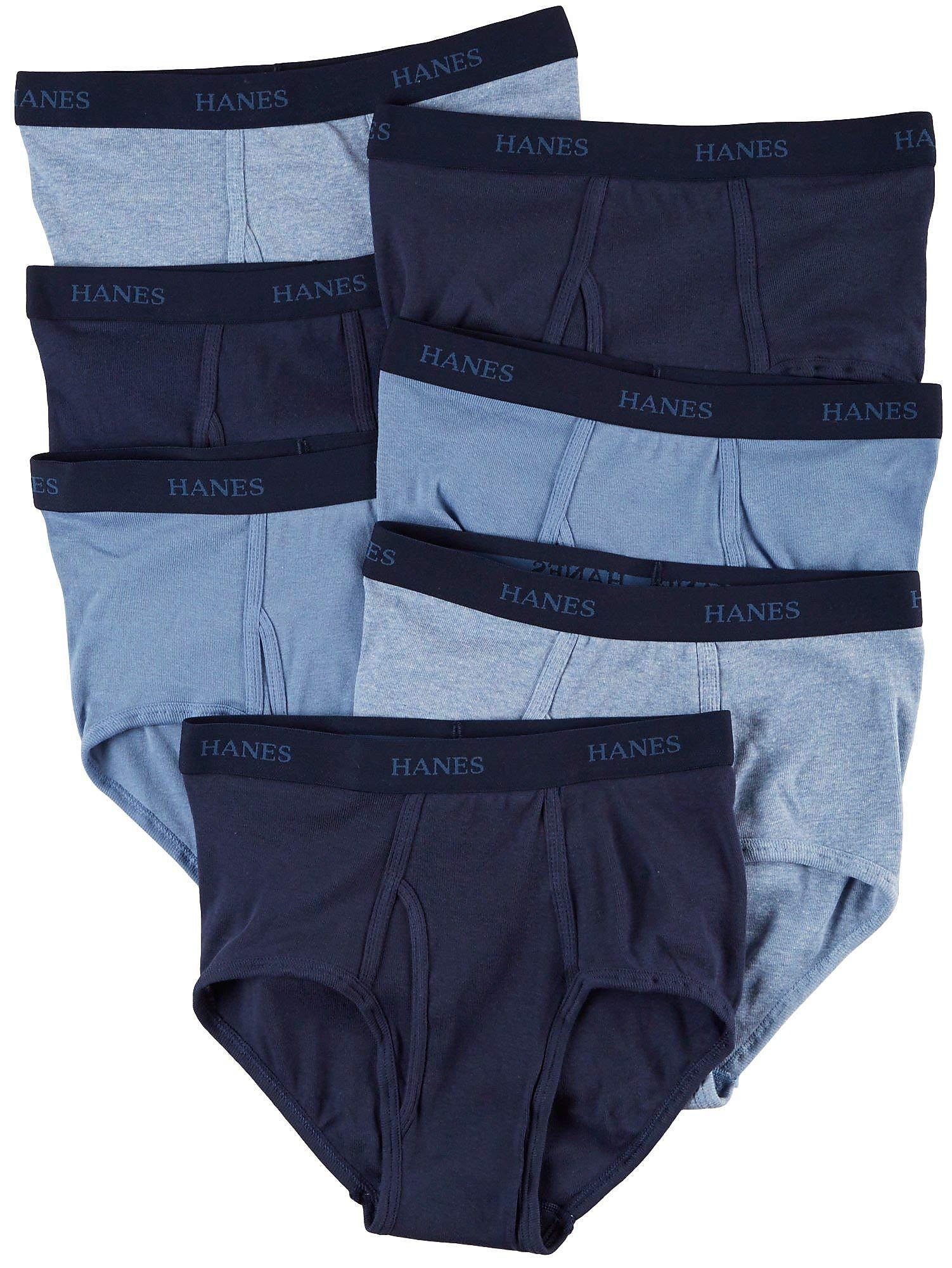 Hanes Ultimate Men's 7-Pack FreshIQ Full-Cut Briefs