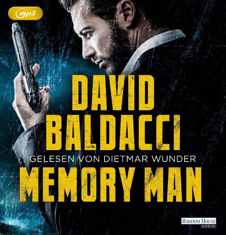 Memory Man (Die Memory-Man-Serie, Band 1)