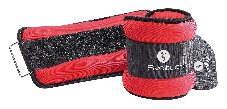 Sveltus Weighted 1.5kg Lycra Bracelets (One Pair)